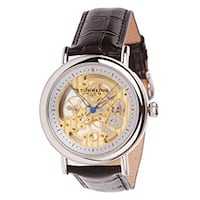 NEW Stuhrling ST-93202 Macduff 17 Jewelled Mechanical Watch
