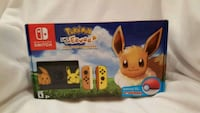 Nintendo Switch Eevee Edition Bundle Kissimmee, 34746