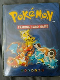 Pokemon card book with cards San Diego, 92101