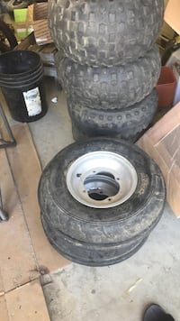 Quad tires sand tires sold Kingsburg, 93631