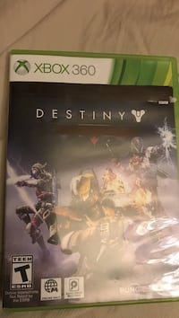 Xbox 360 Destiny game case Red Deer, T4R 3M8