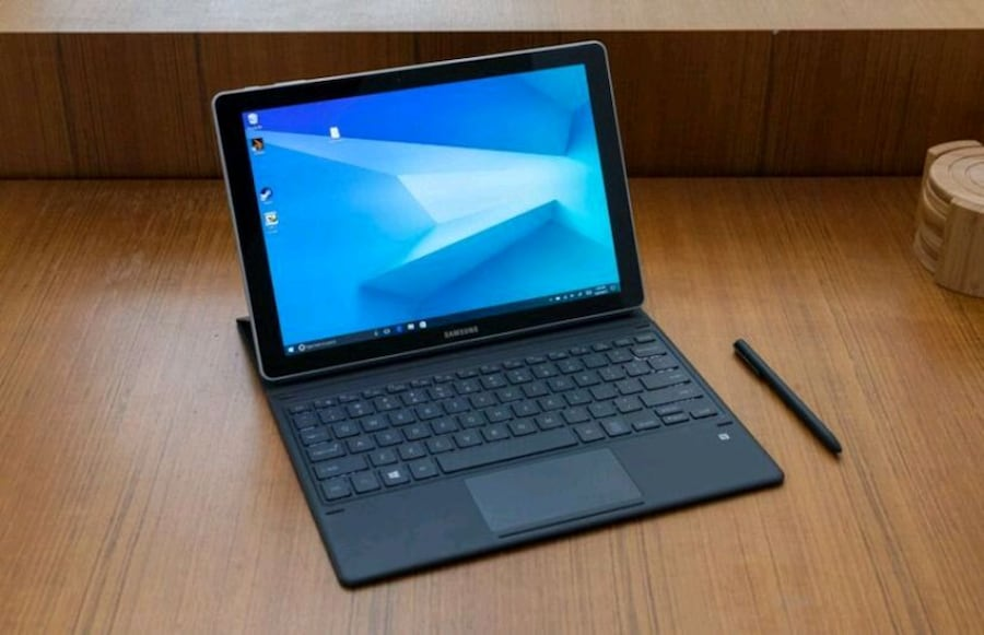 SAMSUNG GALAXY BOOK 12 (8GB RAM, SSD 256)   0