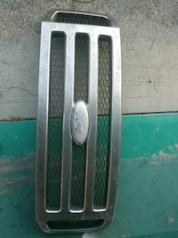 Ford super duty chrome grill  Langley, V3A 7T3