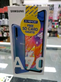 Samsung A70 - 128gb - 3 colors available  Mississauga, L4W 1B9