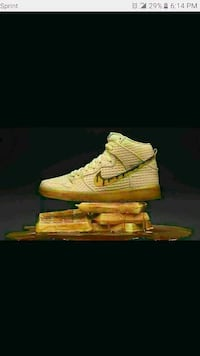 Brand new chicken and waffles size 9 deadstock  Pasadena, 91107