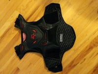Icon chest/spine protector