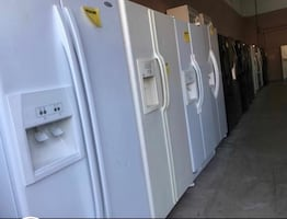 Side by side refrigerator from 349