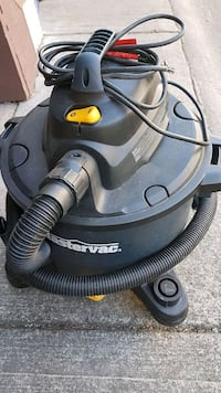 Mastercraft Shop Vacuum  Surrey, V3W 4B4