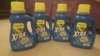 Xtra Laundry Detergent Washington