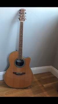 Ovation Shallow Back Acoustic Electric - CC 0057