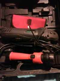 black and red corded power tool Evansville, 47710