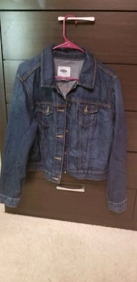 Jean jacket for women size XL Woodbridge, 22192