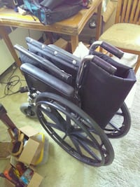 Invacare wheelchair black Uniondale, 11553