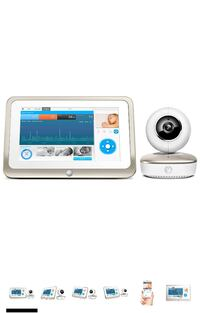 Motorola Smart Nursery 7 Dual Mode Baby Monitor with Camera and Touch Screen Toronto, M3K 1H5