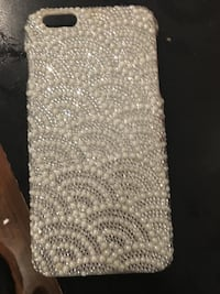 gray beaded phone case Brookhaven, 11779