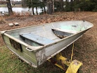 John Boat w/ Trailer Chantilly, 20151