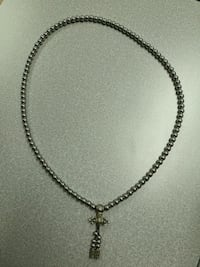 Full Metal  Bead Mala Necklace   Bradford West Gwillimbury, L3Z 0B3