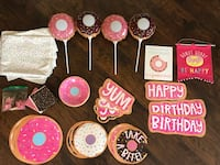 Donut theme party decorations Chandler, 85224