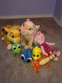 Disney Stuffie Bundle Calgary, T3A