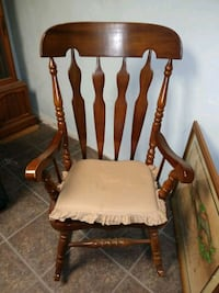 Rocking Chair with pad McKeesport, 15131