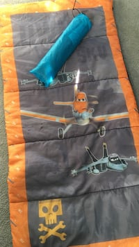 Toddler Disney tent with sleeping bag Edmonton, T5Y 0G1