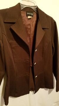 Brown unlined jacket Phoenix
