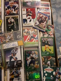 5000 football cards  Yonkers