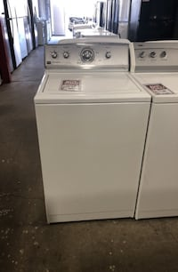 ❥Maytag top load washer. White. Used. - Seaford