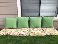 Patio Pillows and cushions Chandler