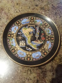 Hand made in Greece 24 k gold plate Toronto, M8V 1X7