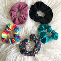 New Assorted Scrunchies Edmonton, T6H