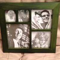 5 Collage picture frame