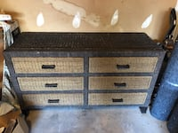 black and gray metal tool chest Columbia, 21046
