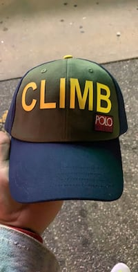 Polo Hi Tech Climb Hat usagé à vendre à Jersey City - letgo 4b36314d96d