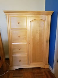 used armoire in new york. Black Bedroom Furniture Sets. Home Design Ideas