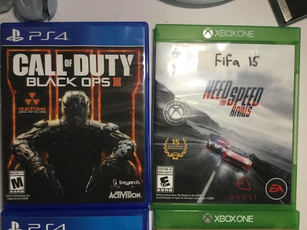 PS4, and Xbox One Games (Willing to trade) c77a4c08-2d38-4040-9761-c44339d34a74