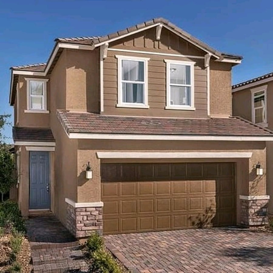 New Home For Sale In Henderson  4+BR 2.5BA