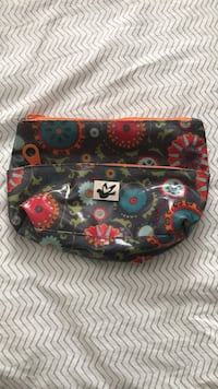 black, red, and green floral handbag North Chesterfield, 23235