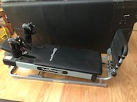 Pilates Power Gym Pro like new with workout videos Clifton, 20124