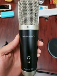 M-Audio Producer USB Microphone Digital Recording