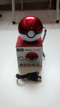 Altavoz Pokeball bluetooth