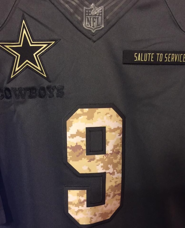 huge discount c976b d0611 DALLAS COWBOYS ROMO SALUTE TO SERVICE STITCHED NIKE JERSEY NEW WITH TAGS  NEVER WORN SZ XL [TELEFON NUMARASI GİZLENMİŞTİR]
