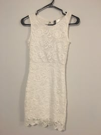 brand new white lace dress Calgary, T3J 1P9
