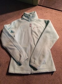 Woman's Size Small Columbia Fleece Zip Up 436 mi