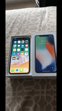 Brand new IPhone X 64 gigs Hyattsville, 20785