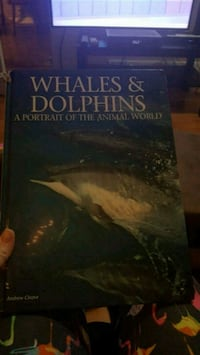 Whales & Dolphins book Calgary, T2B 2V1
