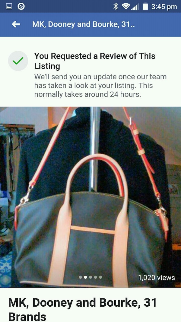 e243f3cd8c63 Used women s black and brown leather tote bag for sale in Baltimore - letgo