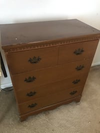 Dresser / Chest of Drawers  Springfield, 22153
