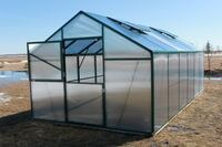 Greenhouse for gardening and storage! Garson, R0E 0R0