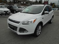 2015 Ford Escape SE WITH LEA NAVIGATION & BACK UP CAMERA langley, v3a1n2